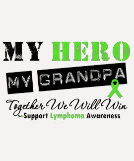 LYMPHOMA My Hero My Grandpa We Will Win Dresses