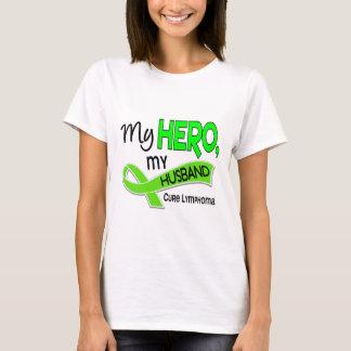 Lymphoma MY HERO MY HUSBAND 42 T-Shirt