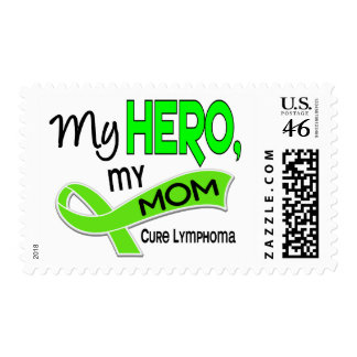 Lymphoma MY HERO MY MOM 42 Postage Stamps