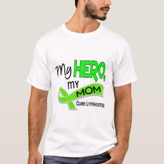 Lymphoma MY HERO MY MOM 42 T-Shirt