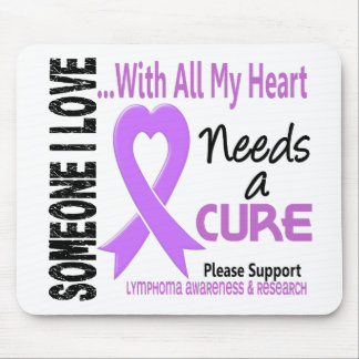Lymphoma Needs A Cure 3 Mouse Pads