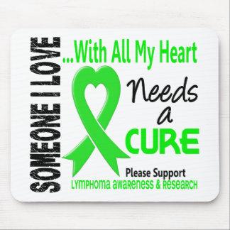 Lymphoma Needs A Cure 3 Mouse Mat