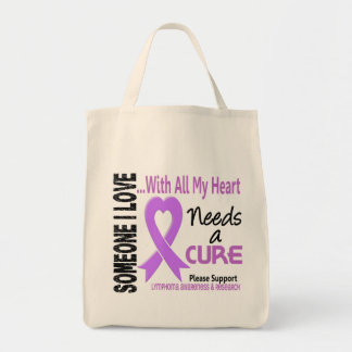 Lymphoma Needs A Cure 3 Tote Bag