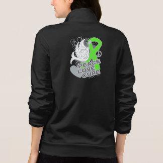 Lymphoma Peace Love Cure Shirts