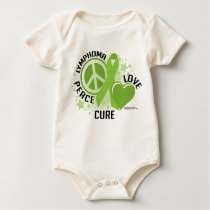 Lymphoma PLC Baby Bodysuit