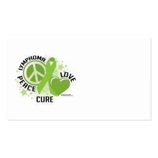 Lymphoma PLC Business Card
