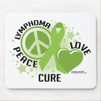 Lymphoma PLC Mouse Pad