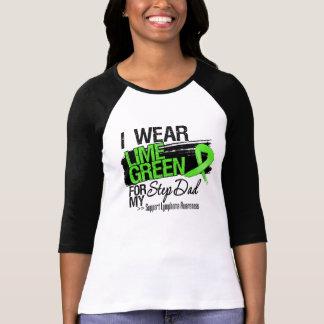 Lymphoma Ribbon For My Step-Dad T-shirts