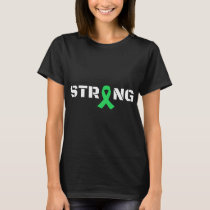 Lymphoma Support and Healing cancer T-Shirt