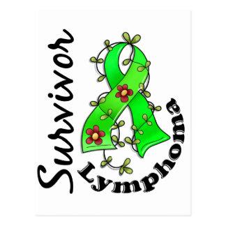 Lymphoma Survivor 15 Postcard