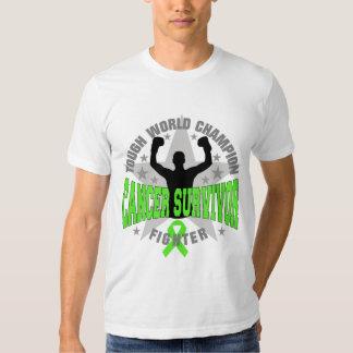 Lymphoma Tough World Champion Survivor Tee Shirt