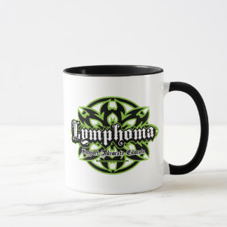 Lymphoma Tribal Mug