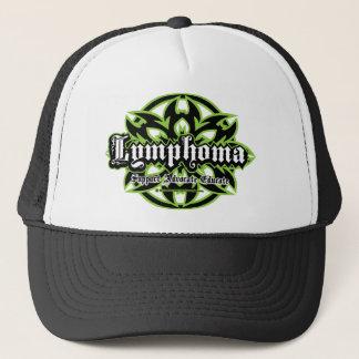Lymphoma Tribal Trucker Hat
