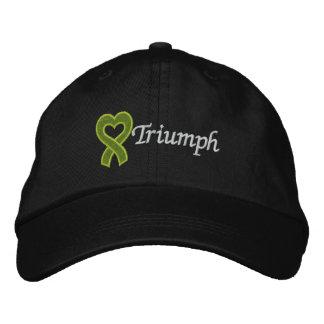 Lymphoma Triumph Baseball Cap