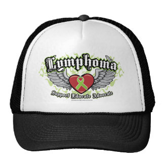 Lymphoma Wings Trucker Hat