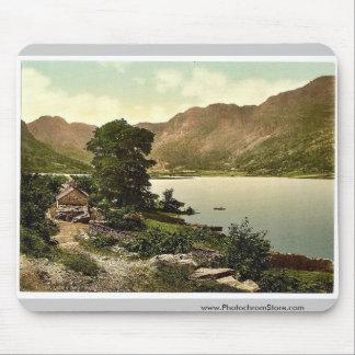 Lyn Crafnant, Trefriew (i.e. Trefriw), Wales rare Mouse Pad