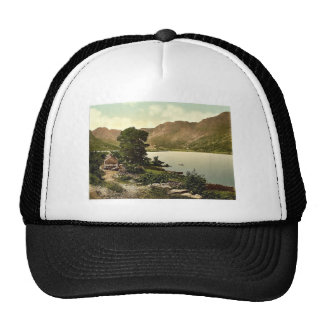 Lyn Crafnant, Trefriew (i.e. Trefriw), Wales rare Trucker Hat