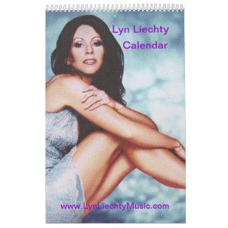 Lyn Liechty Calendar