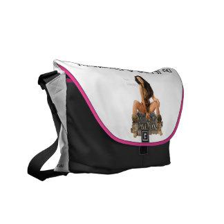 Lyn Liechty CaveMan Messenger Bag