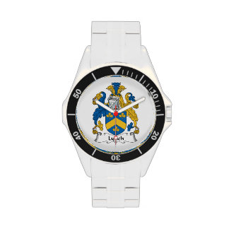 Lynch Family Crest Wristwatches