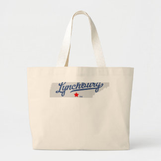 Lynchburg TN Shirt Tote Bags