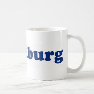 Lynchburg with Heart Coffee Mug