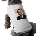 Lyndon B. Johnson 36 Camisa De Perro