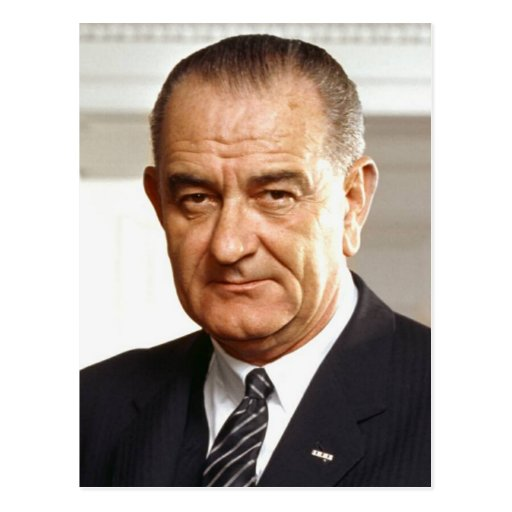 Lyndon B. Johnson 36 Postal