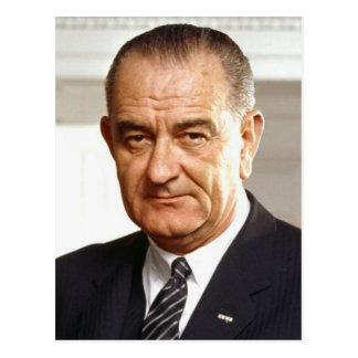Lyndon B. Johnson 36 Postales