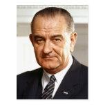 Lyndon B. Johnson 36 Postcards