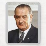 Lyndon B. Johnson 36 Tapete De Ratones