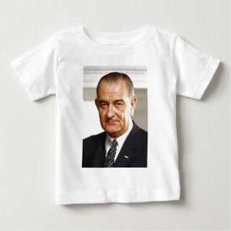 Lyndon B. Johnson 36th President Baby T-Shirt