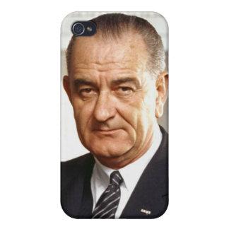 Lyndon B. Johnson 36th President iPhone 4 Case