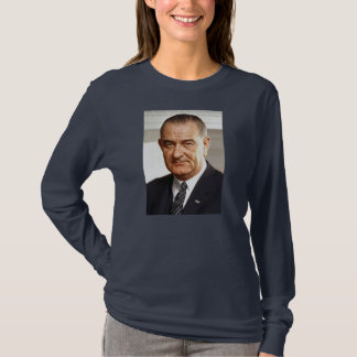 Lyndon B. Johnson 36th President T-Shirt