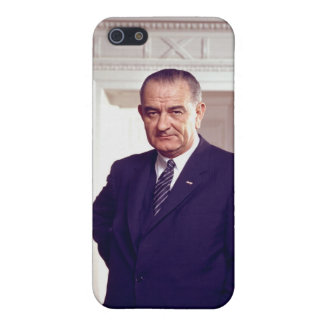Lyndon B Johnson Case For iPhone SE/5/5s