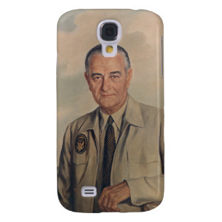 Lyndon B. Johnson - Elizabeth Shoumatoff (1969) Samsung Galaxy S4 Cover