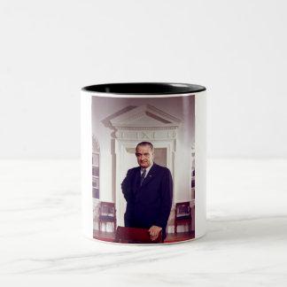 Lyndon B Johnson Coffee Mug