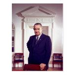 Lyndon B Johnson Postal