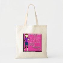 Lyndon Ehlers Danlos Syndrome Awareness bag