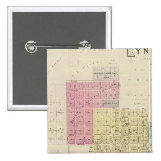 Lyndon, Osage County, Kansas Pin