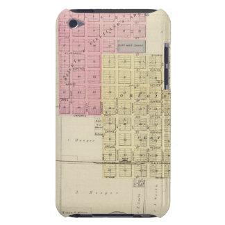 Lyndon, Osage County, Kansas iPod Case-Mate Case