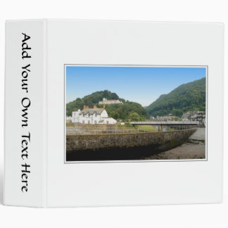 Lynmouth and Hills. Binder