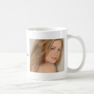LYNN CAREY SAYLOR COFFEE MUG