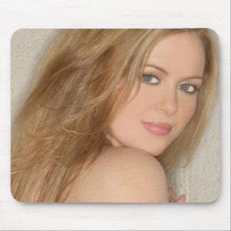 Lynn Carey Saylor mousepad