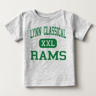 Lynn Classical - Rams - High - Lynn Massachusetts Shirts