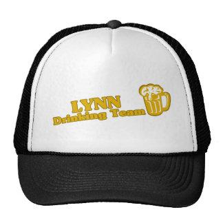 Lynn Drinking Team tee shirts Mesh Hats