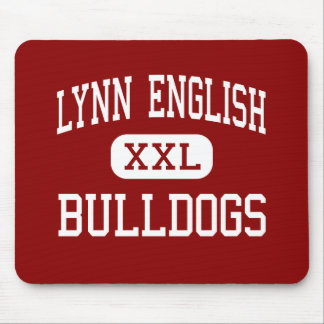Lynn English - Bulldogs - High - Lynn Mouse Pad