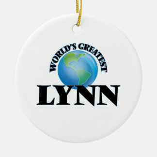 Lynn más grande del mundo ornamentos para reyes magos