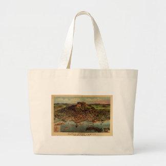 Lynn Massachusetts in 1881 Large Tote Bag