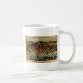 Lynn Massachusetts in 1881 Classic White Coffee Mug